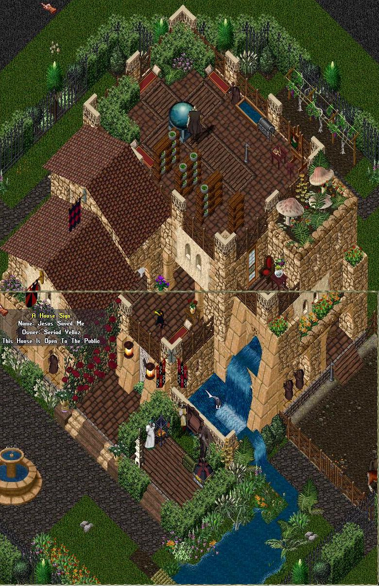 Seriad 39 s ultima online home building and deco for Build a custom home online