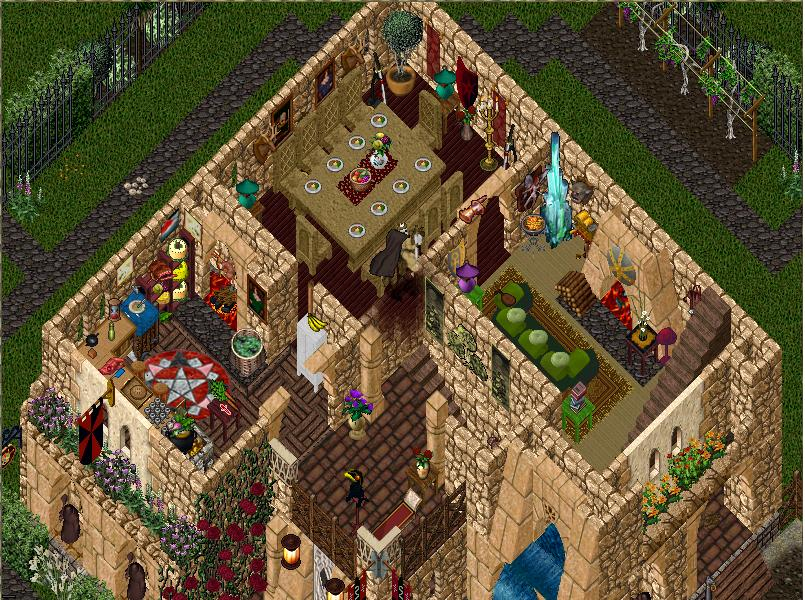 Seriad 39 s ultima online home building and deco first for House decoration items online