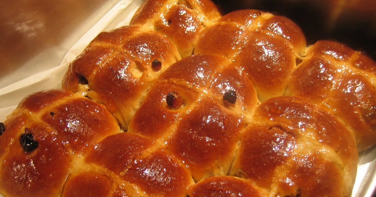 how to make buns with plain flour