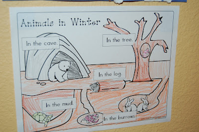 Our Creative Day: Hibernation & Migration