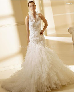 Europe Wedding Dress Design