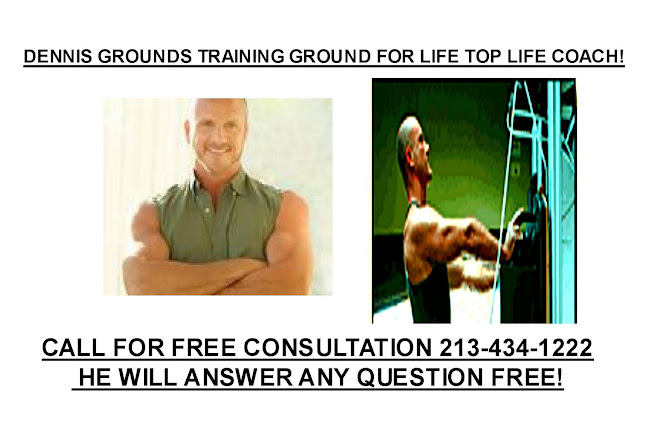 Top Celebrity Life Coach Dennis Grounds