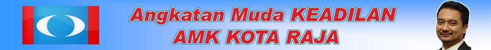 Angkatan Muda KEADILAN (AMK) KOTA RAJA
