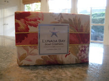 New! Chadonnay Rose Grapefruit soap