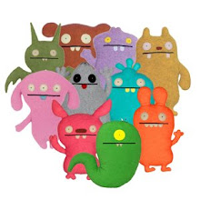 Ugly Dolls are the latest craze!