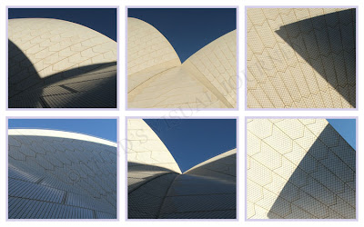 Faces of Opera House