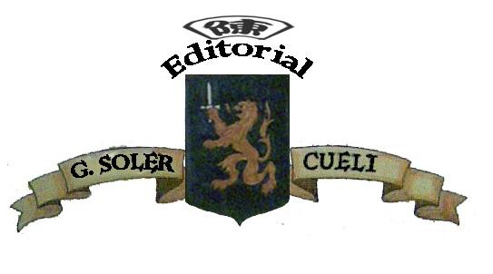 EDITORIAL GABRIEL SOLER CUELI