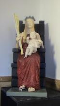 la Virgen de los Andes