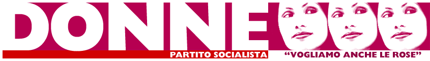 Donne Partito Socialista PSI