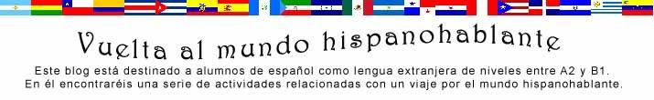 Vuelta al mundo hispanohablante