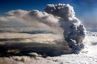 Iceland Volcano Ash Radar Picture