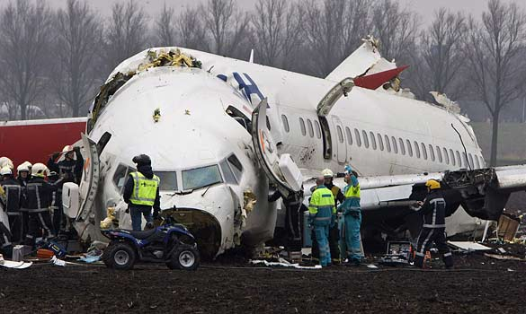 Passenger Plane Crash