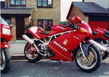 "Ducati 900 SL Mk 1 (""92)"