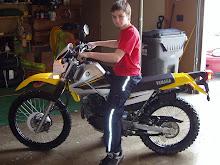 """Yamaha XT225 """"03"""