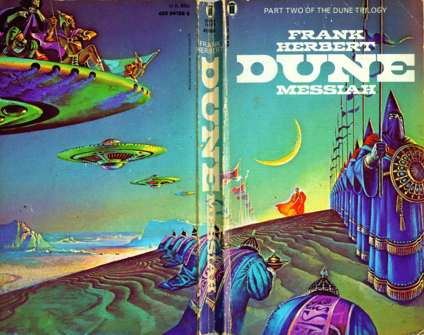 the theme of ecology in dune a novel by frank herbert The messy, misunderstood glory of david lynch's dune the deeply flawed film version of frank herbert's novel was universally hated when it premiered 30 years ago, but it still successfully brought .