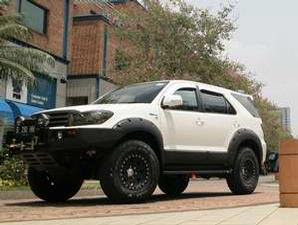 Photo Fortuner Modifikasi