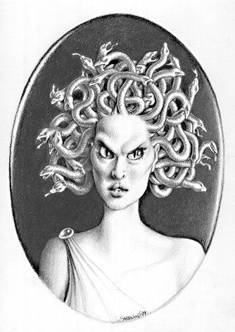 Greek Medusa