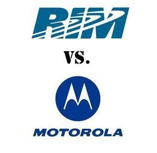 RIM and Motorola