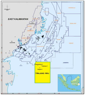 Pulau Natuna Cadangan Gas Alam Terbesar di Dunia