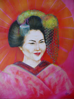geisha_japanese_painting