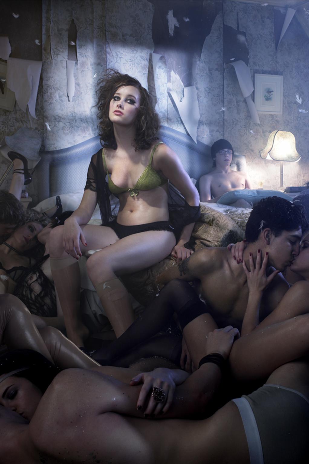 Секс с молокососом онлайн 11 фотография