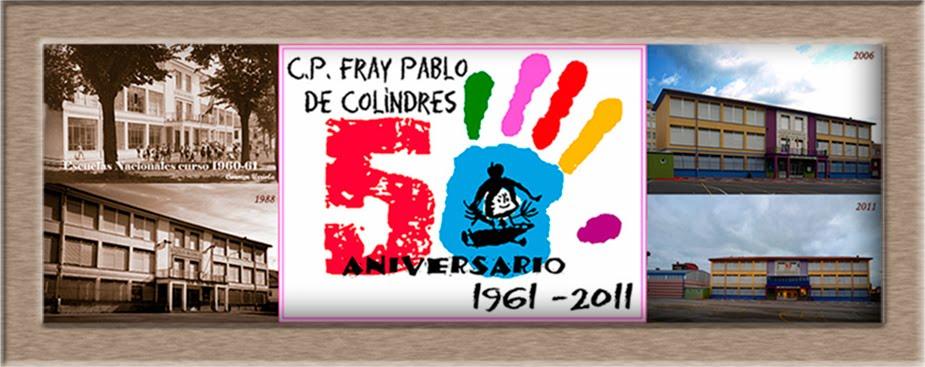 50 ANIVERSARIO CEIP FRAY PABLO
