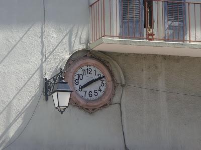 horloge rose voiron