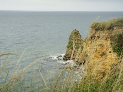 Normandie falaises