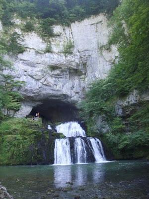 cascade jura