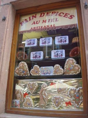 pain épice alsacien