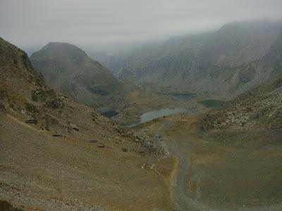 randonnée lacs robert