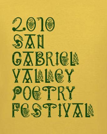 2010 San Gabriel Valley Poetry Festival