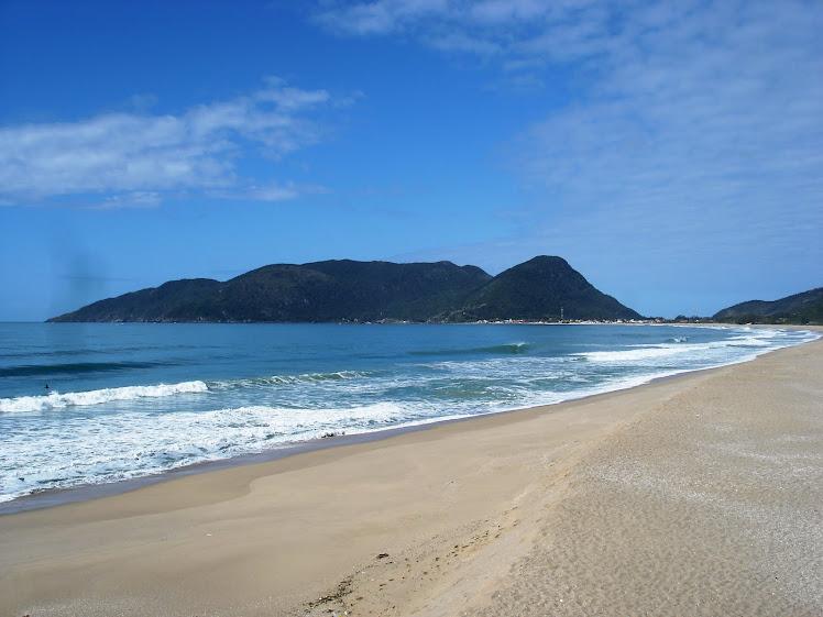 praia da armação su da ilha