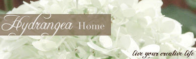 Hydrangea Home by Dawn\