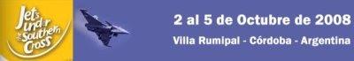 Primer Encuentro Internacional de Jets R/C en Villa Rumipal