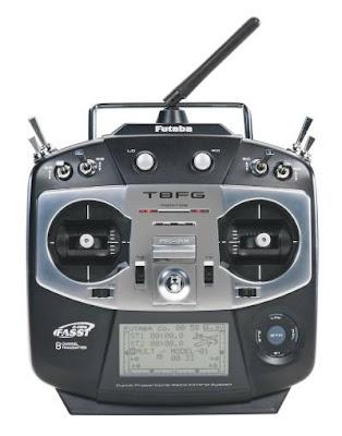 Nueva! FUTABA 8FG 2.4GHz FASST RADIO FUTABA+8FG+2.4GHz+FASST+RADIO