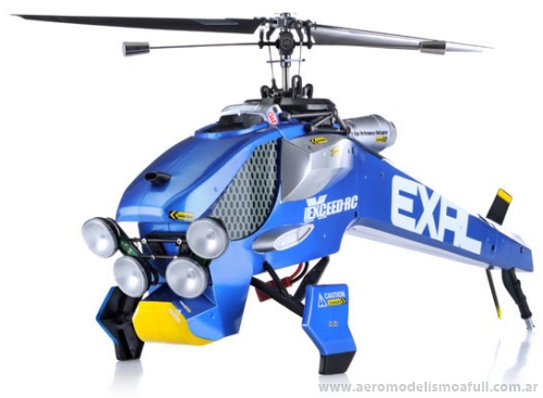Exceed RC Robocopter