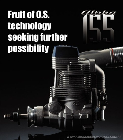 O.S. Engines 155FS-a