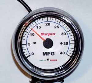 Fuel-Consumption Gauge for Your GM Car