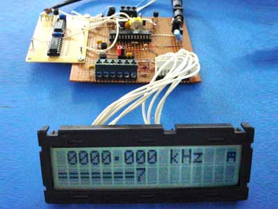 AVR Frequency Counter