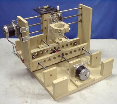 PCB Drill Project