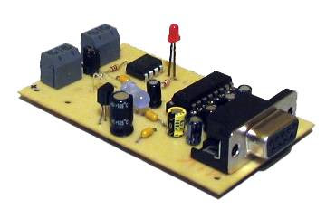 Electronic Project - RS485 to RS232 Converter