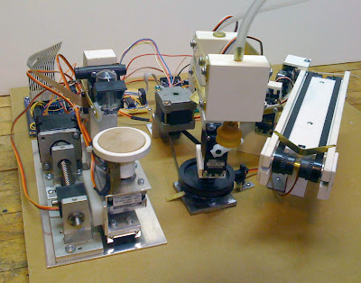 electronic robotic project