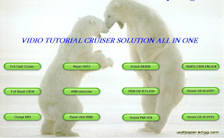 VIDIO TUTORIAL CRUISER SOLUTION ALL IN ONE exe Huhuh