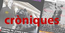 MESA DE CATALUNYA. ACTES.