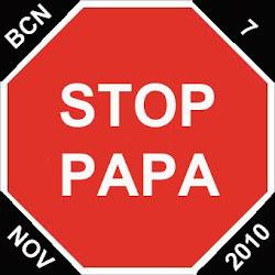 STOP PAPA BCN