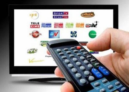Ilustração - TV paga