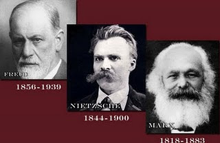 marx and nietzsche Redemptive narratives in marx and nietzsche by ada albuquerque da silva  university of washington, seattle believe me, my brothers he died too early.