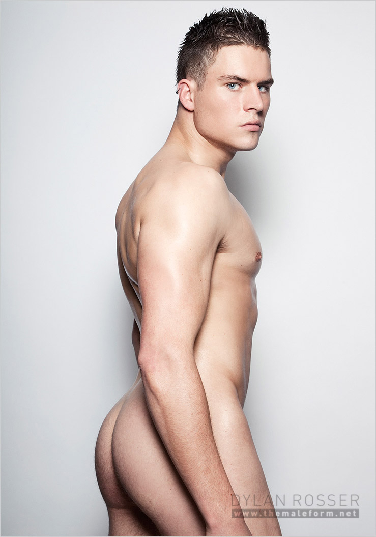 The Male Form Josh Fot Grafo Dylan Rosser