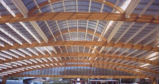 Dise o arquitect nico de un mercado municipal en tlaxiaco - Estructuras de madera laminada ...
